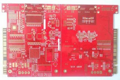 1-28层精细电路板生产   放大图片 产品名称: 6层bga阴阳拼板,红阻